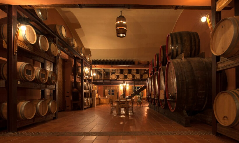 best wineries in piedmont