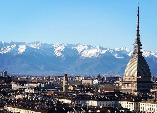 Turin city